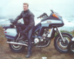 Yamaha Venture XVZ1200