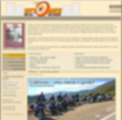 Pashnit Tours in City Bike Magazine