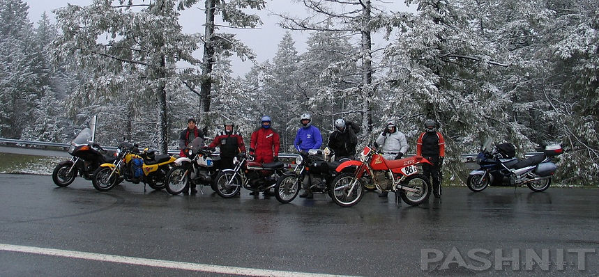 Yamaha Venture Road Trip with editor of Cycle World Magazine