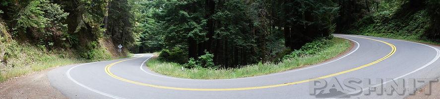Highway 1 The Leggett Section