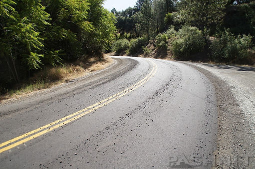 Six Mile Rd near Ironstone Vineyard