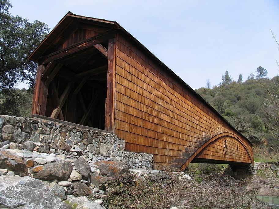 Brideport Covered Bridge