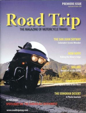 Pashnit Tours in Road Trip Magazine