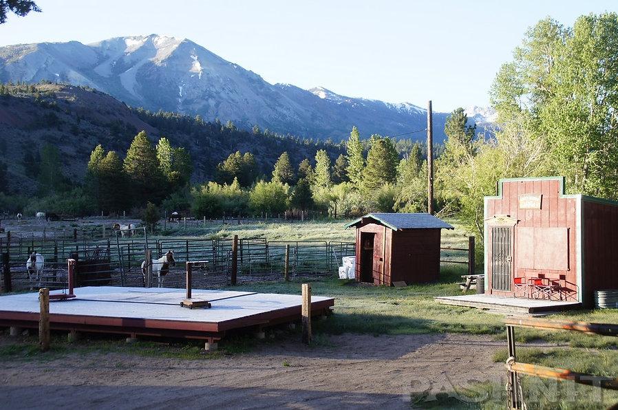Leavitt Meadows Pack Station
