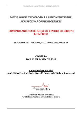 Congresso Coimbra