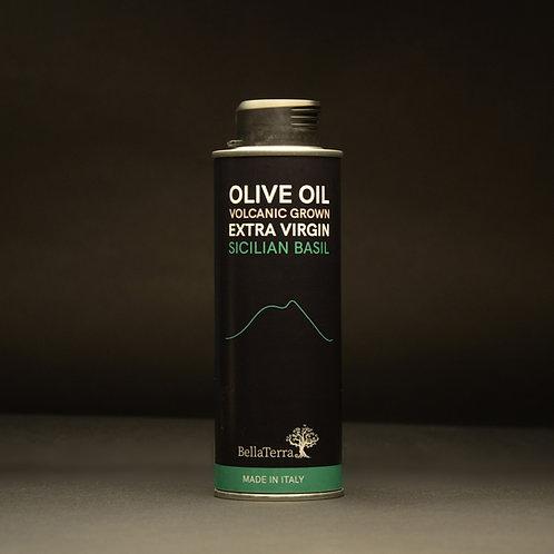 Sicilian Basil - Mount Etna Extra Virgin Olive Oil
