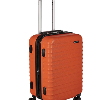 What's With My Bright Orange Suitcase?