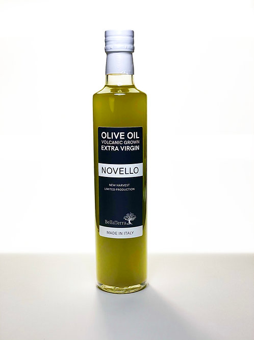 Novello 2020 - New Harvest Extra Virgin Olive Oil - Limited Production