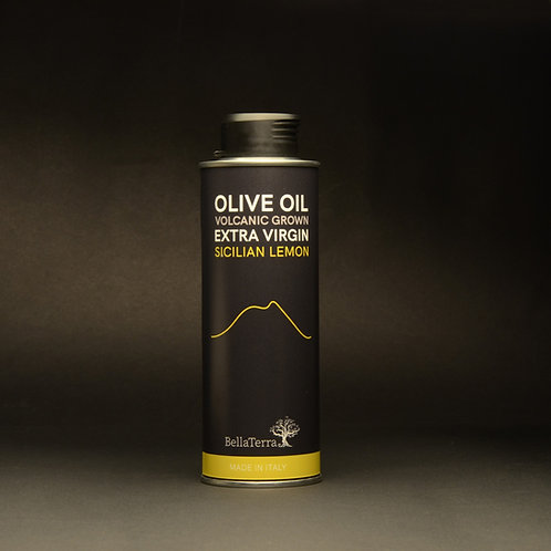Sicilian Lemon - Mount Etna Extra Virgin Olive Oil