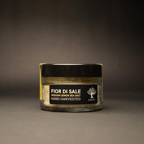 Sicilian Lemon - Fior Di Sale - Sicilian Sea Salt