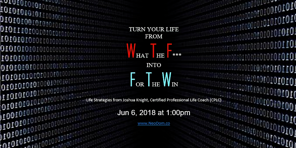 Life Strategies from Joshua Knight, Certified Professional Life Coach (CPLC) (1)