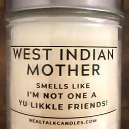 West Indian Mother Little friends