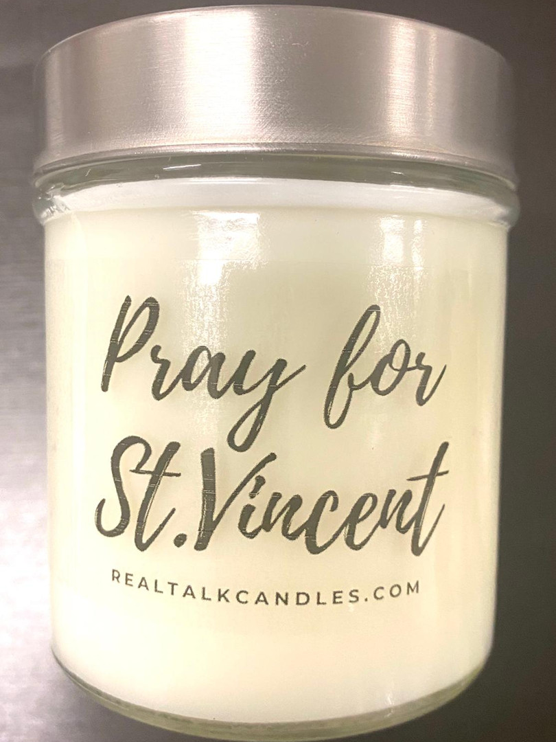 PRAY FOR ST. VINCENT