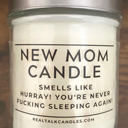 NEW MOM CANDLE