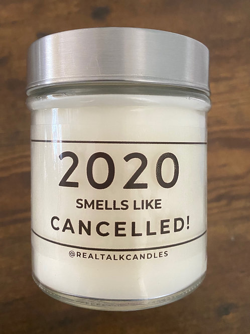 2020 smells like Cancelled!