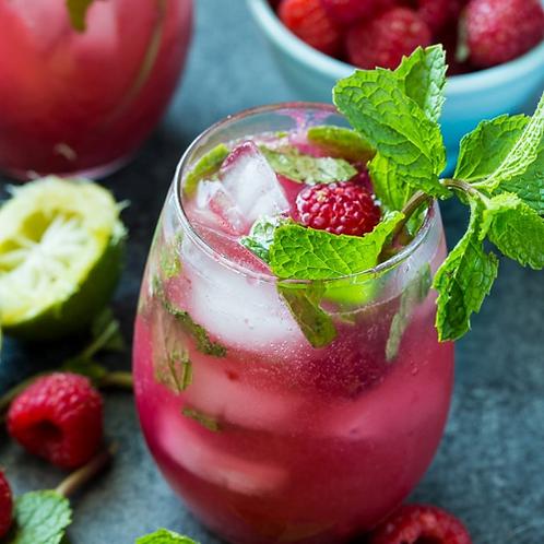 Raspberry Sweet Mint