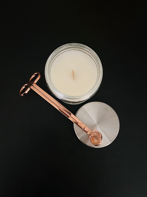 Real Talk Rose Gold Wick Trimmers