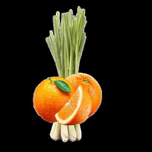 Orange Citronella Bug Repellant