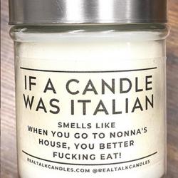 ITALIAN CANDLE