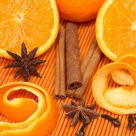 Vanilla Citrus Cinammon Twist