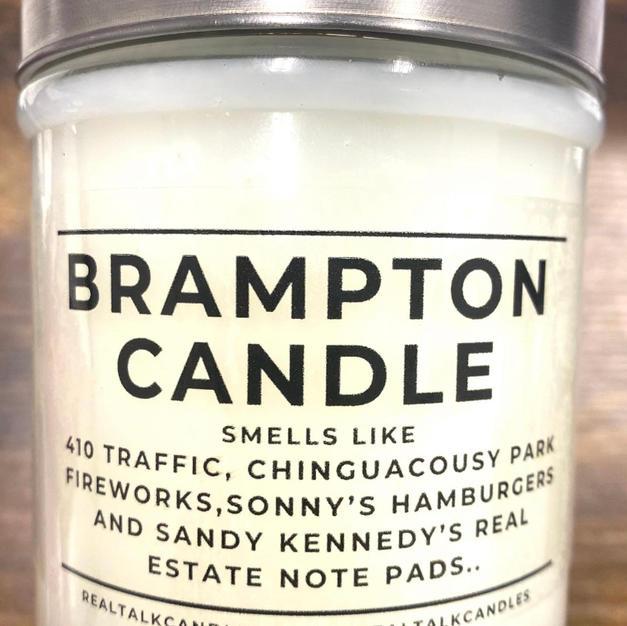 BRAMPTON CANDLE