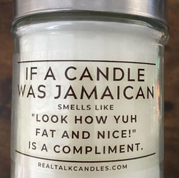 JAMAICAN CANDLE