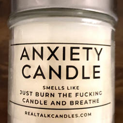Anxiety Candle