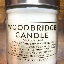 WOODBRIDGE CANDLE