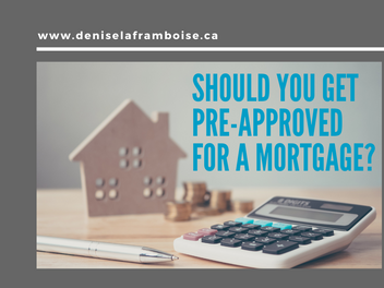 Should You Get Pre-Approved For A Mortgage?