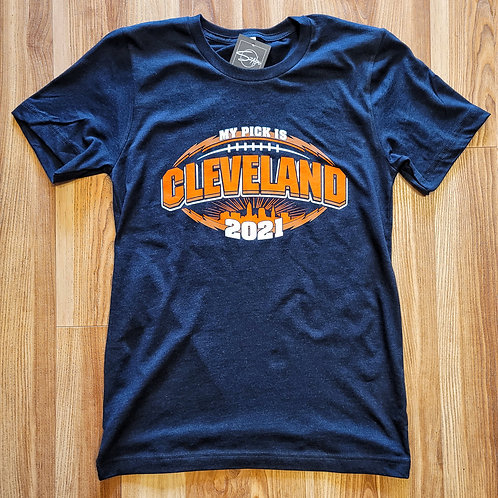 My Pick is Cleveland T shirt