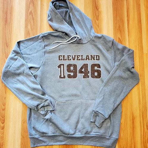 Cleveland 1946 Unisex Hoodie