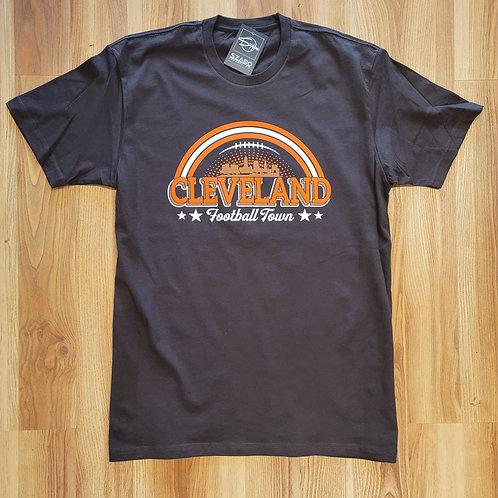 Cleveland Football Town T shirt