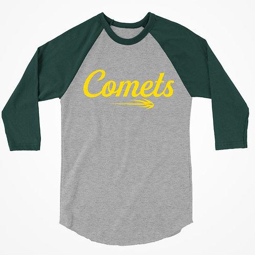 Comets Raglan T shirt