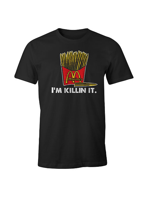 "Marines ""I'm Killing It"" Tee"