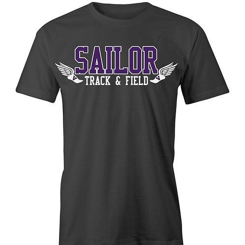 Sailor Track & Field Tee