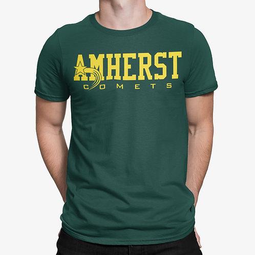 Amherst Comets Unisex T shirt