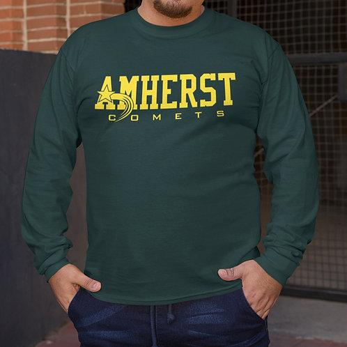 Amherst Comets Unisex Long SleeveT shirt