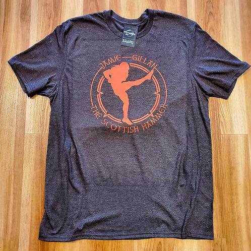 "Jamie Gillan ""The Scottish Hammer"" T Shirt"