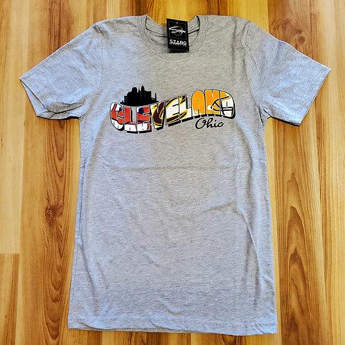 Cleveland Tri-Sport T shirt