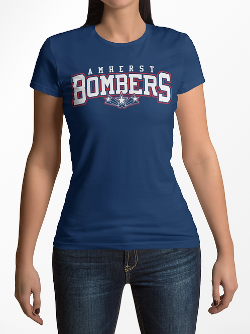 Bombers20 Ladies Tshirt