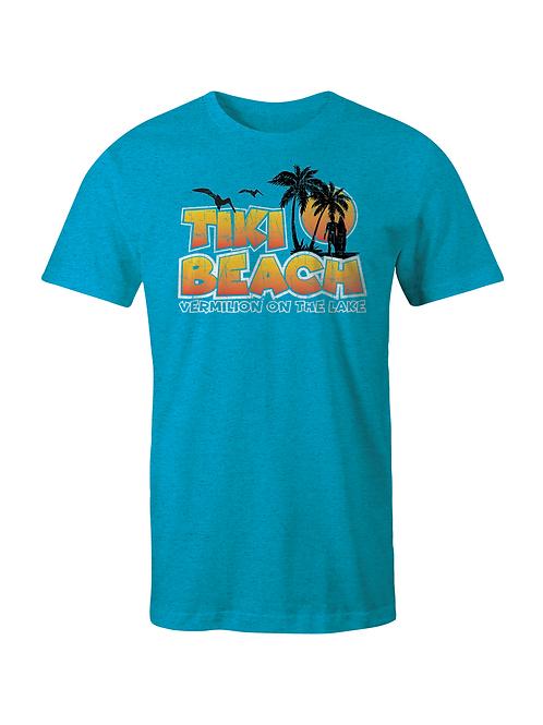 Tiki Beach Tee