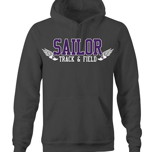 Sailor Track  Hoodie