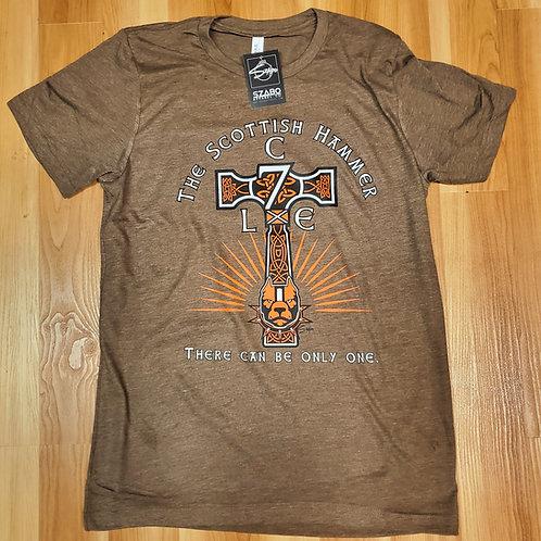 The Scottish Hammer T Shirt