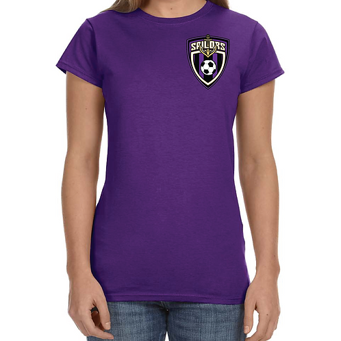 Soccer Shield Tee