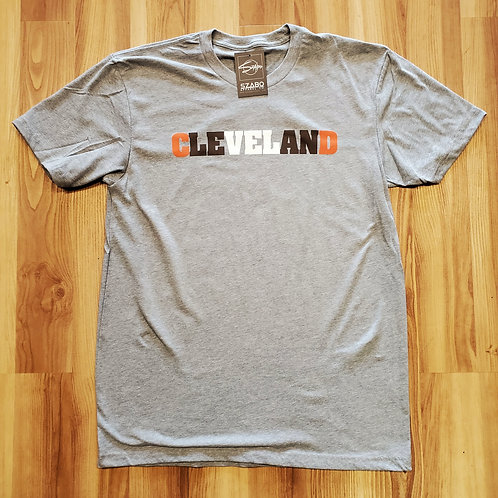 Cleveland Colors T shirt