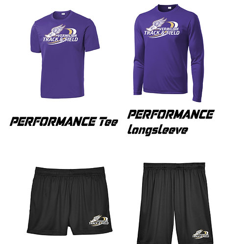 Track Performance Pack