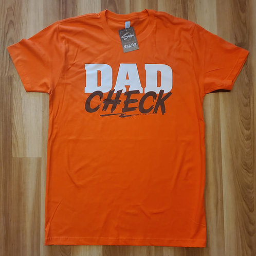 Cleveland Dad Check T shirt