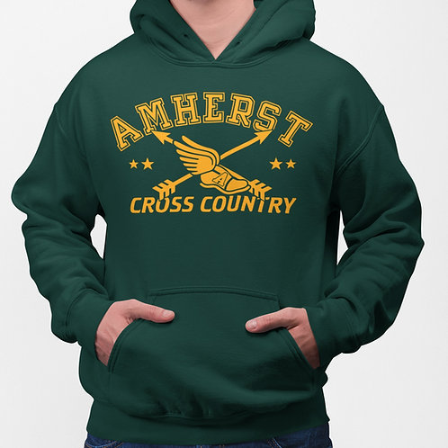 Amherst Cross Country Hoodie
