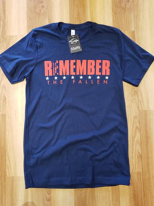 Remember the Fallen T shirt