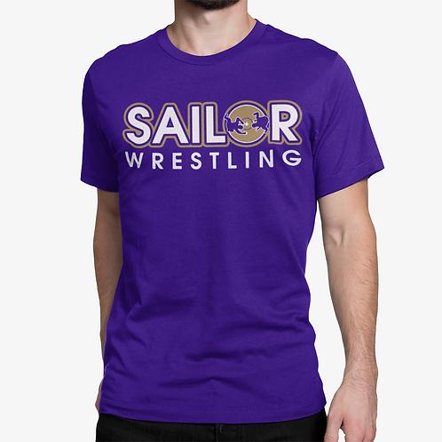 Sailor Wrestling T Shirt